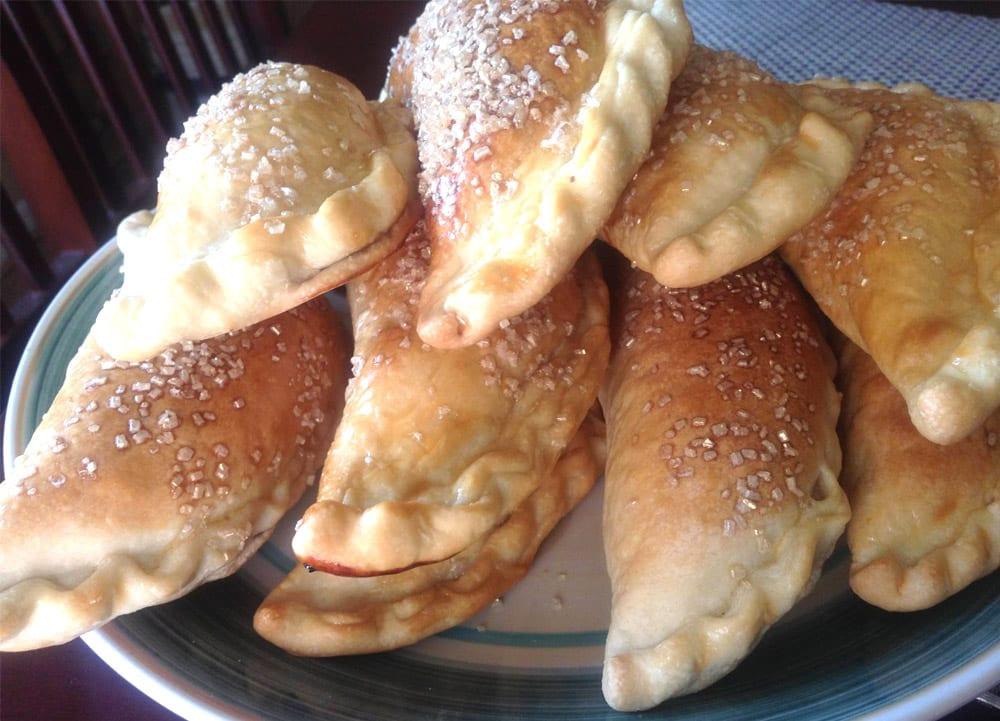empanadas huecas