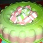 gelatina de bombones