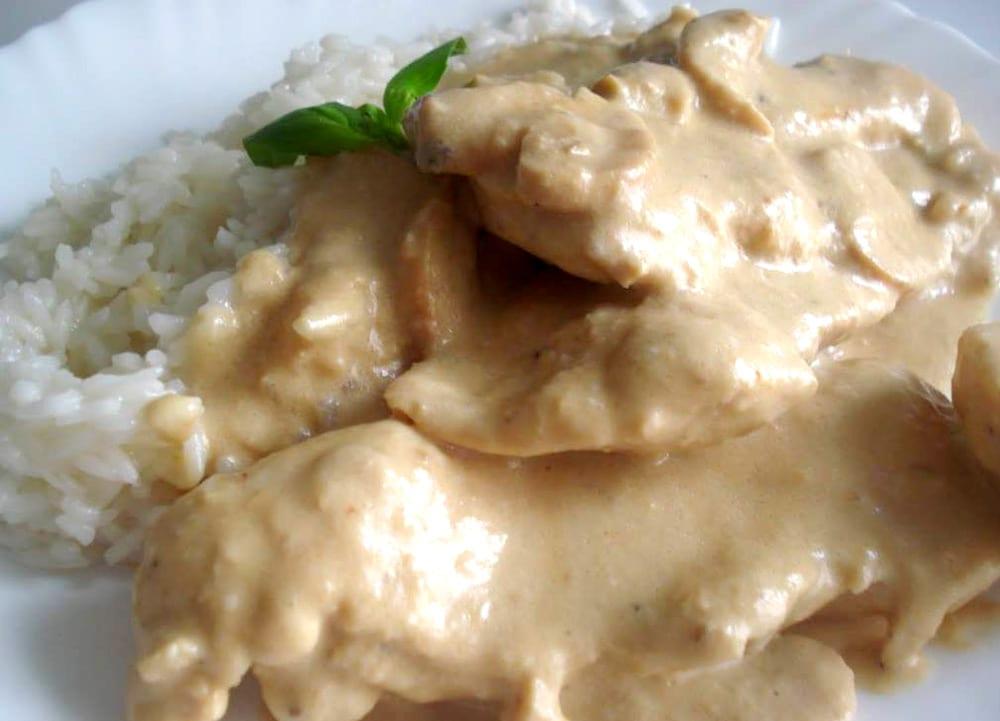 Receta de milanesas de pollo en chipotle