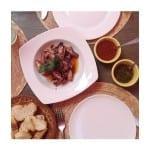 receta de calamares al ajo
