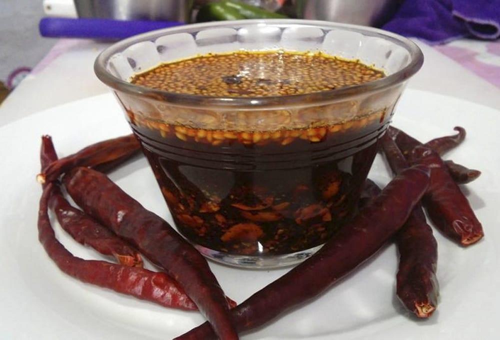 receta para preparar salsa volcan