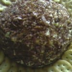 receta de botana de queso crema