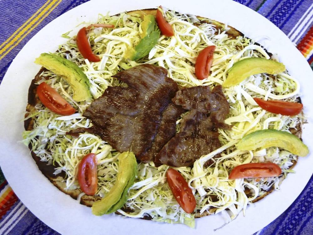 Tlayudas recetas mexicanas for Como se cocina la col