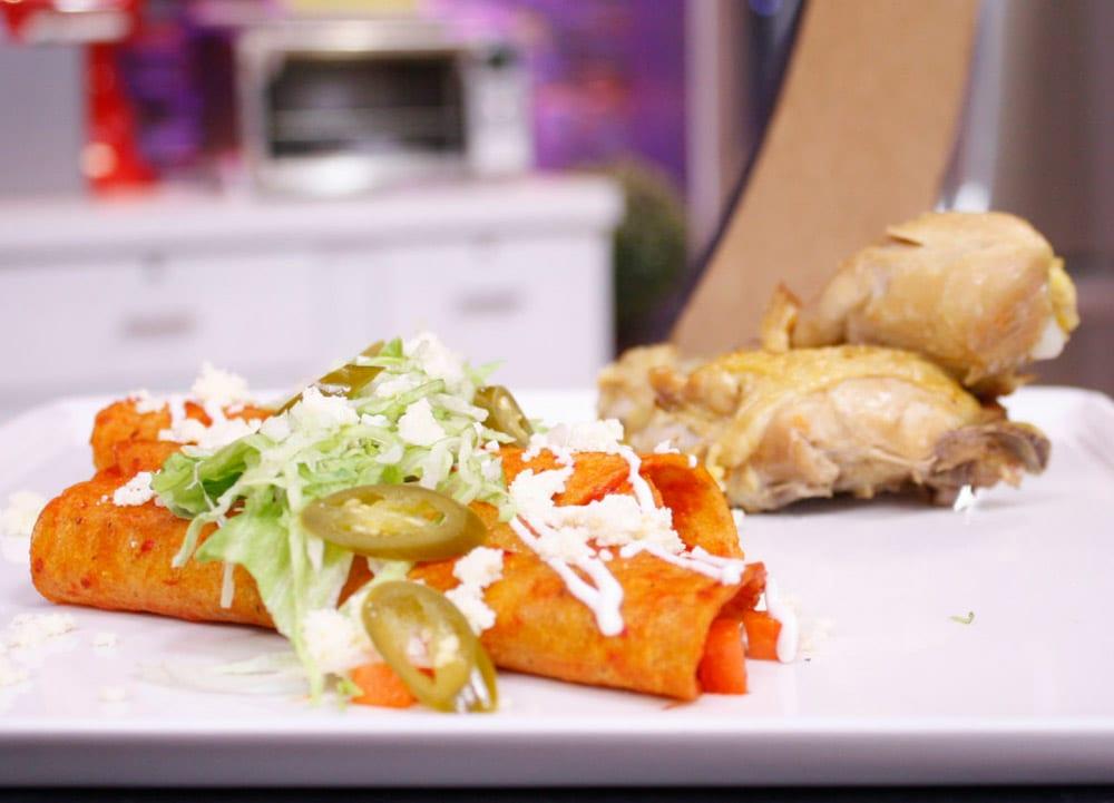 enchiladas estilo guanajuato