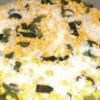 arroz con rajas