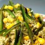 arroz a la poblana