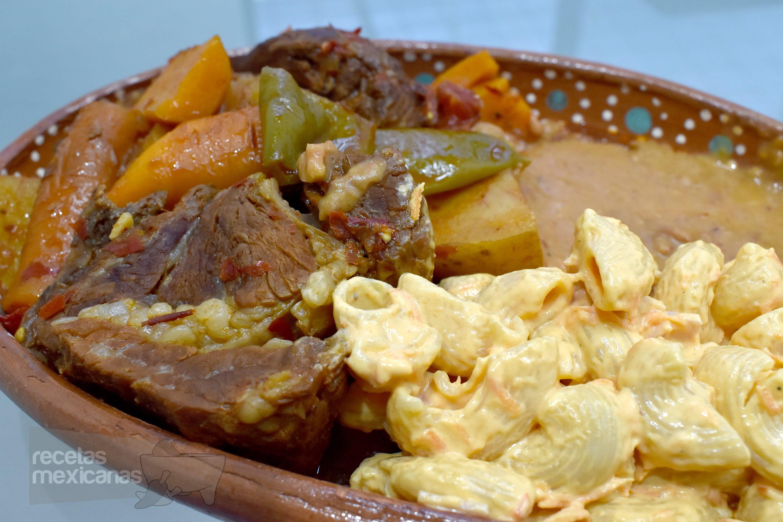 Receta de barbacoa de res estilo Sinaloa