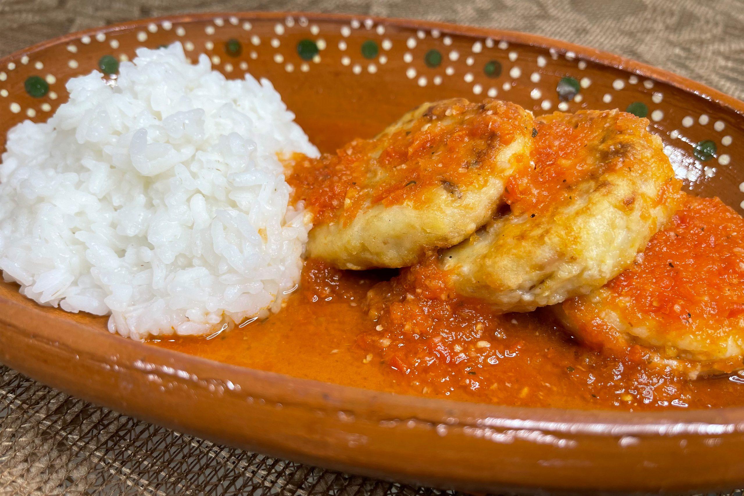 Receta de tortitas con atún y queso crema